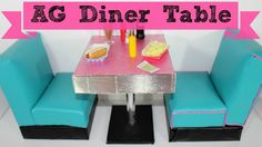 This tutorial will show you how to make an American Girl Doll Diner Table. This craft is very easy to follow and most of the materials are items you can find...
