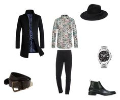 """""""Untitled #40"""" by directioner-792 on Polyvore featuring Kenzo, Givenchy, TAG Heuer, Hollister Co. and Yves Saint Laurent"""