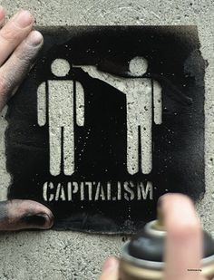 Adbusters gallery: Capitalism