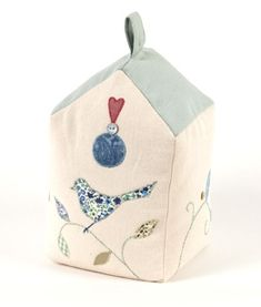 Bird House Doorstop