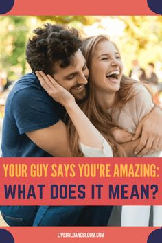 There are times your special someone says his compliments towards you. When a guy says you are amazing what does he mean? Healthy Relationship Tips, Healthy Relationships, Relationship Goals, Letting Your Guard Down, In A Funk, Short Term Goals, Head And Heart, Past Relationships