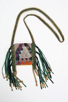 Lizzie Fortunato Medicine Necklace