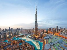 Burj Khalifa - 9 Mind-Blowing Facts About Dubai