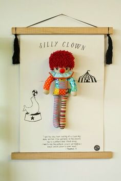 whimsy- T's doll