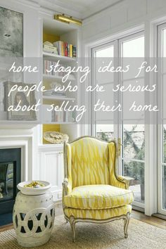 Home Staging Ideas You Won't Hear About on HGTV - laurel home Sell My House, Selling Your House, Real Estate Staging, Home Staging Tips, Interior Decorating, Interior Design, Decorating Ideas, Decor Ideas, Home Buying