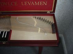 Clavichord after Hubert 1784 (Russell Collection) Soundboard.