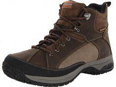 1ee5396498141 Dunham Lawrence Mudguard Sport Hiker Waterproof Men's Hiking Boots Brown  #hikingshoes New Balance Men,