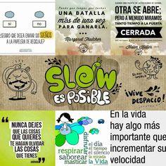 Crochet y demos: Es hora del cambio - movimiento Slow