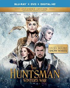 Huntsman DVD | Winter's War