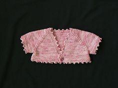 Ravelry: Blossom Bolero (baby & toddler sizes) pattern by StitchyMama Boho Shorts, Lace Shorts, Scarf Dress, Belted Dress, Ruffle Blouse, Knitting, Crochet, Ravelry, Patterns