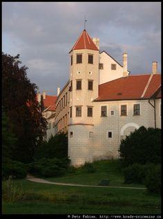 castle Telč