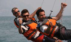 Sailing challenge, Lago di Garda, Lake Garda