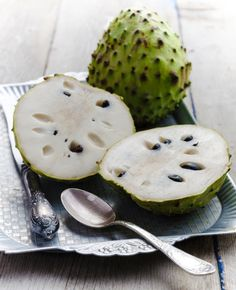 5 Exotic Fruit Trees To Grow In San Diego (including Cherimoya, pictured here)