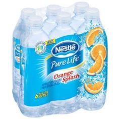 Nestlé Flavored Water Orange Splash at @Influenster! @Nestle