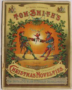 Tom Smith's Catalogue of Christmas Novelties
