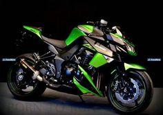#Kawasaki Z 1000 #sport #bike