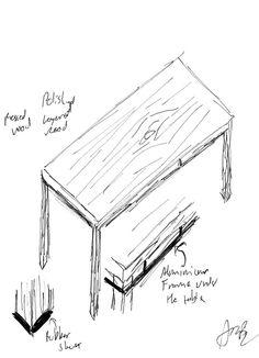 10 best Furniture Design (Sketches) images on Pinterest