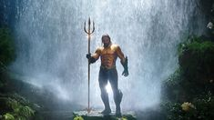 Don't mess with Jason Momoa's Aquaman. The Game of Thrones actor is stepping into the spotlight for his own adventure after appearing as Arthur Curry in Justice League, and the hero isn't taking too kindly to a new nickname in the latest Aquaman trailer. Aquaman Film, Aquaman 2018, Aquaman Kostüm, Jason Momoa Aquaman, Arthur Curry, Patrick Wilson, Zachary Levi, Batman Vs Superman, Nicole Kidman