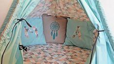 Tipi für die kleinen Indianer Toddler Bed, Furniture, Home Decor, Little Ones, Native Americans, Child Bed, Decoration Home, Room Decor, Home Furnishings
