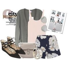 WHAT TO WEAR///for a night out on the town while on your summer vacation--Cool In The City