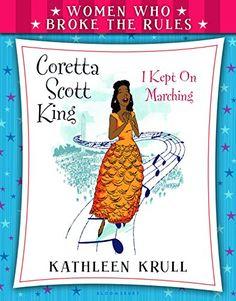 Women Who Broke the Rules: Coretta Scott King by Kathleen... http://smile.amazon.com/dp/0802738273/ref=cm_sw_r_pi_dp_BnBrxb0CVHQGJ