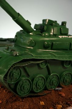 Army Tank Cake | Flickr - Photo Sharing!