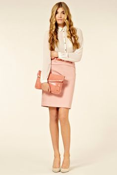 office chic, ditch the clutch!