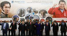 CarmonaTrujillo: IPC TRUJILLO: Cumbre de Petrocaribe en Jamaica