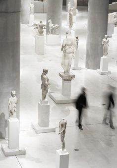 Acropolis Museum, Athens, Greece  via