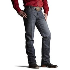 Ariat Men's M2 Low Rise Relaxed Swagger Jeans 10006156