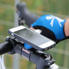 Use a phone mount kit to play music or take a quick call without using your hands. Just remember to never text and ride. See an exclusive Miami Line of Cycling Gear Cycling Gear, Cycling Equipment, Cycling Jerseys, Cool Bicycles, Cool Bikes, Radios, Bike Mount, Car Mount, Bike Kit
