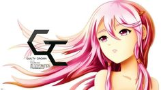 Anime [ Guilty Crown ] Inori Yuzuriha