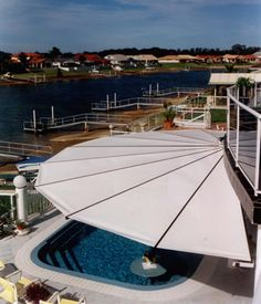 Seashell Awnings Melbourne
