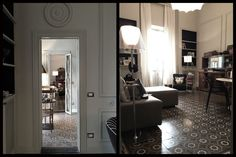 Private apartment in Florence | Alessandro Romito Architetto