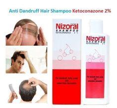Nizoral anti dandruff hair loss shampoo ketoconazol 2% Regrowth strong 50 ml #NIZORAL
