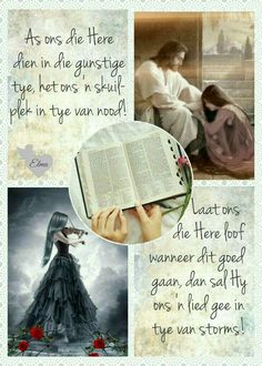Laat ons die Here loof. Bible Emergency Numbers, Afrikaanse Quotes, Daughter Quotes, Dear God, Farm Wedding, Positive Thoughts, Prayers, Inspirational Quotes, Positivity