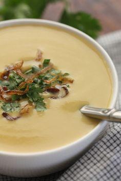 Thai Pumpkin Soup (AIP, Paleo, SCD)