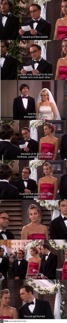 The Big Bang Theory!! love it!!