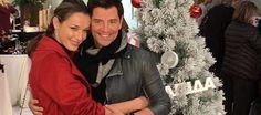 Σάκης Ρουβάς και Κάτια Ζυγούλη στο χριστουγεννιάτικο Bazaar του Συλλόγου Φίλων Παιδιών με καρκίνο ΕΛΠΙΔΑ