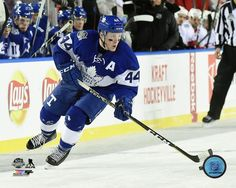 Morgan Rielly Toronto Maple Leafs 2017 Centennial Classic cojohockey.com