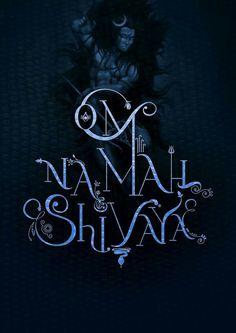Om namaḥ Shivaya Significado y símbolo Rudra Shiva, Mahakal Shiva, Shiva Art, Krishna, Shiva Statue, Hindu Art, Arte Shiva, Shiva Sketch, Shiva Shankar