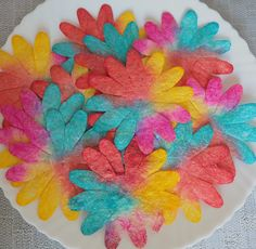 A personal favorite from my Etsy shop https://www.etsy.com/listing/512122360/25pcs-of-rainbow-color-petals-die-cut