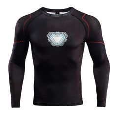 Unique Rashguard - long sleeve: Iron man Reactor 2018 Mark Armor – Search tags:  #2XL #3XL #compressionapparel #compressioncrossfit #compressiongear #compressionlongsleeves #compressionshirt #compressionshirts #compressionworkout #L #M #rashguard2018 #rashguardapparels #rashguardbuy #rashguardcanada