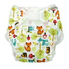 Imse vimse One Size Woodland - inlägg ekologisk bomull - Tygblöjor Tim Tam, Cloth Nappies, Barnet, Baby Essentials, All In One, Baby Car Seats, Woodland, Swimwear, Clothes