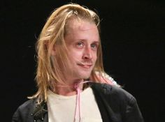 Macaulay became a man who's very far from being the adorable kid he used to be, often looking like a drug addict. We're not sure how come Mila Kunis survived all those years being his girlfriend, but no doubt she upgraded herself when she eventually married Ashton (who also upgraded himself, see the former item about Demi Moore…).