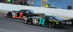 Battle for the LM lead (Starr photo)