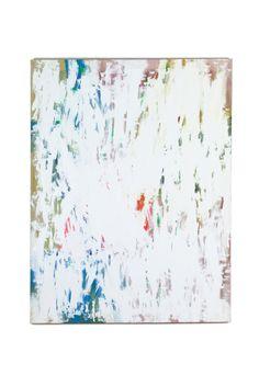 Palette 010, 91 x 116 x 2.7cm, acrylic on fabric, 2014© Yunji Jang