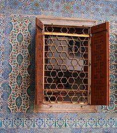 Harem Window photo taken by Pia Likala.