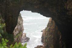 Sea Cave      Knysna