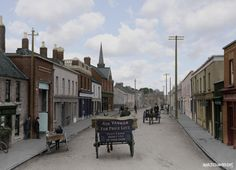 Rathfarnham, Dublin, Ireland in 1900 Old Pictures, Old Photos, Vintage Photos, Scotland History, Photo Engraving, Ireland Homes, Dublin City, Dublin Ireland, Historical Photos